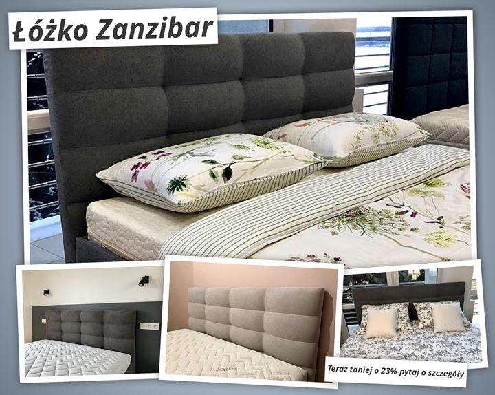 ♠ Łóżko Zanzibar ♠
