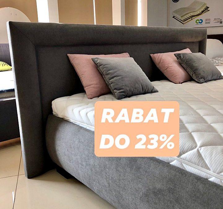 Rabaty do 23%!
