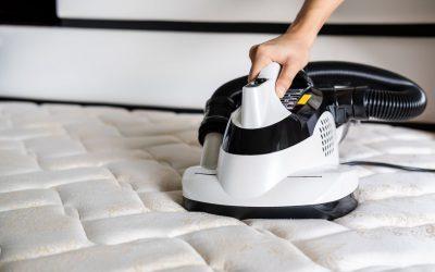 Jak prawidłowo czyścić materac?