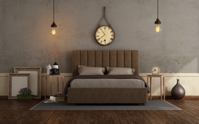 Tapicerowane, metalowe a może drewniane? Jakie łóżko wybrać do swojej sypialni?
