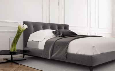 Łóżko tapicerowane – wady i zalety